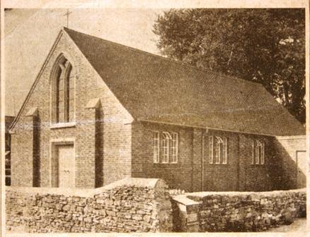 St. Martin's Church, August 1957